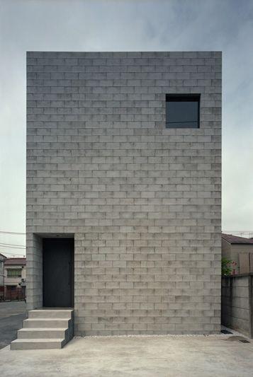#Minimal #Architecture #Japan #Housing