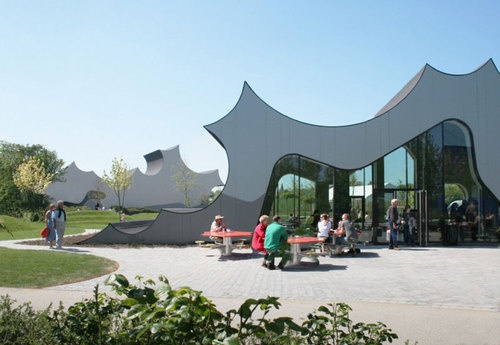 Nordborg, Denmark  Danfoss Universe  J. MAYER H. ARCHITECTS