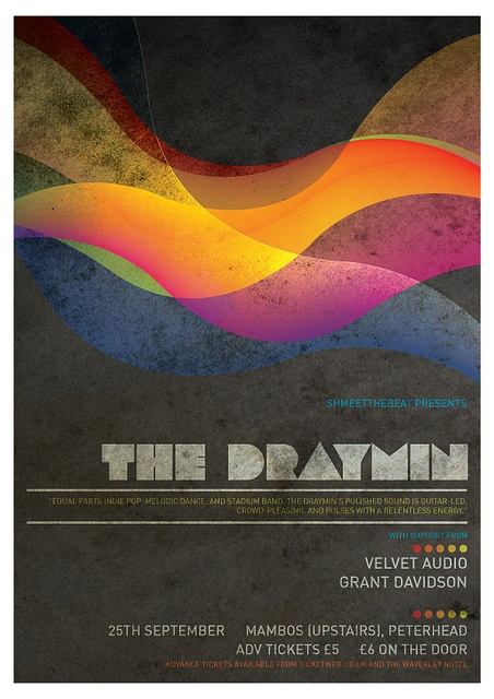 The Draymin Poster