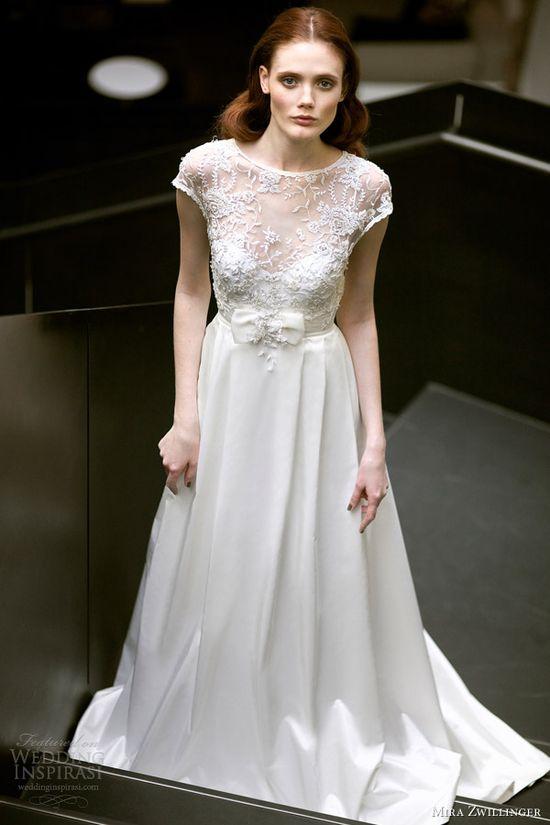 Mira Zwillinger 2013-2014 Wedding Dresses