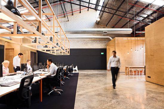 Unit B4 office by Make Creative, Sydney