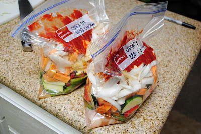 pregnant: Freezer Meals 101