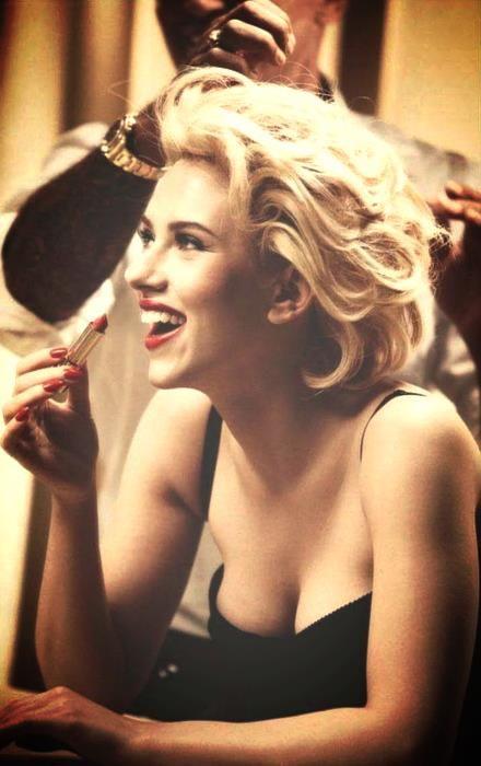 Scarlett Johansson ?