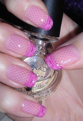 Pink Lace....goddesslike!
