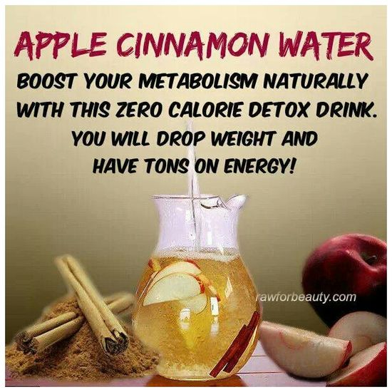 Health tip: Cinnamon Water - thanks we will try that here at desertedroad.com ?