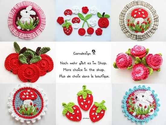 crochet cuteness patterns at make-handmade.com...