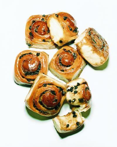 Chelsea Buns from Handmade Bread by Dan Lepard