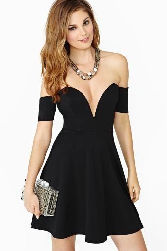 Night Fall Dress