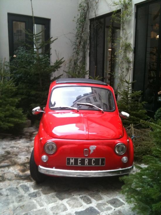 Parisian car