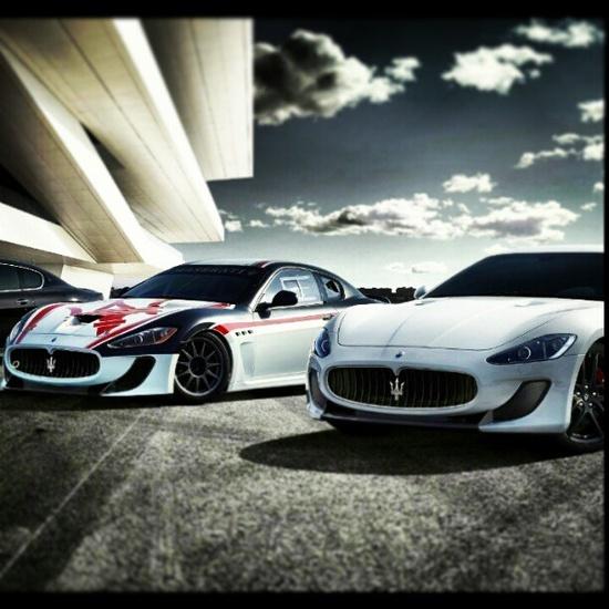 Maserati Monday
