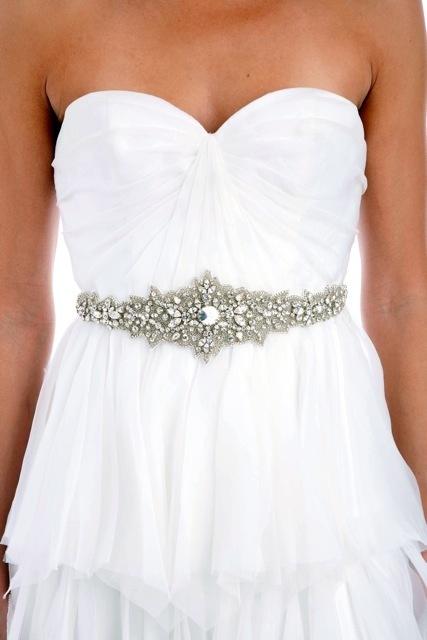 Wedding belt.