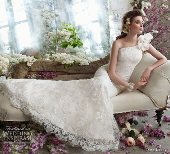 Tara Keely Fall 2012 Wedding Dresses