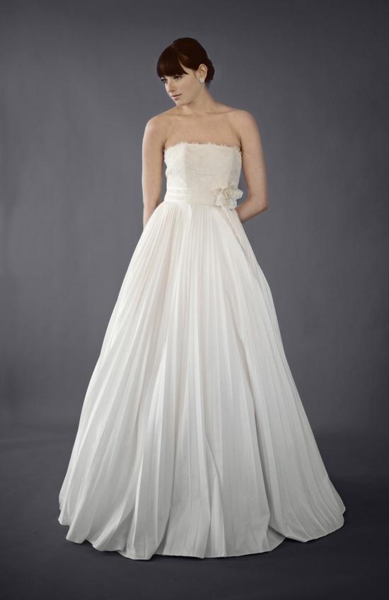 "Caroline DeVillo ""Bella"" gown #wedding"