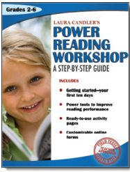 Power Reading Workshop review. theorganizedclassroomblog.com