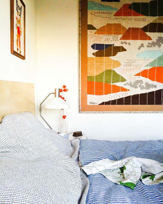 OLD BRAND NEW: BEDROOM