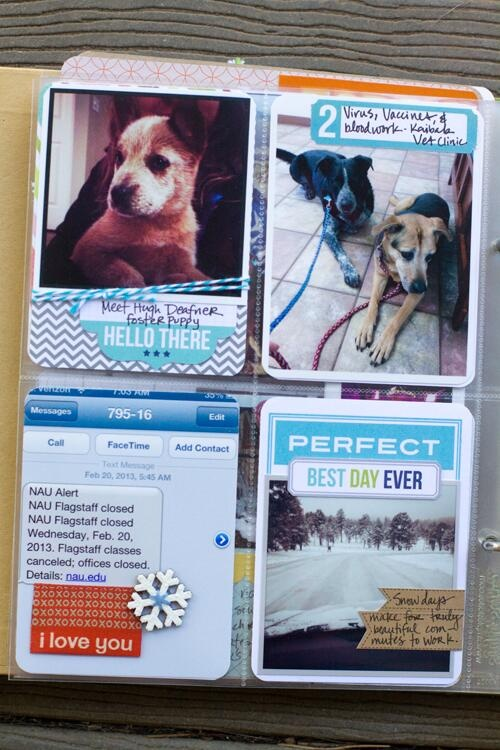 TOP TEN reasons why Sn@p! is the perfect way to create your project life type albums! By Ally Landy - simplestories.typ...