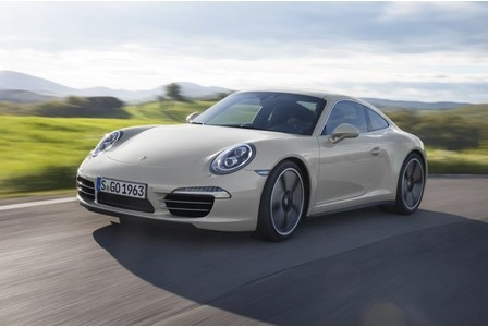 Porsche is launching  911 50th anniversary edition to celebrate the iconic sports car's big day.