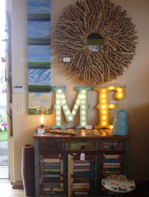Vintage Style Letters - Must Have!