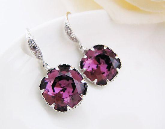 5 Bridal Necklace & Bridal Earrings