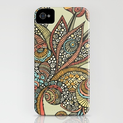 Bohemian iPhone Case,