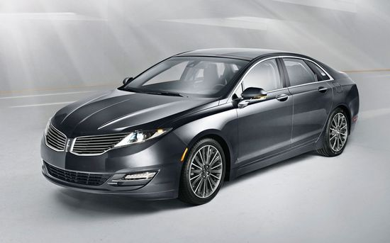 My new dream car Lincoln MKZ :)