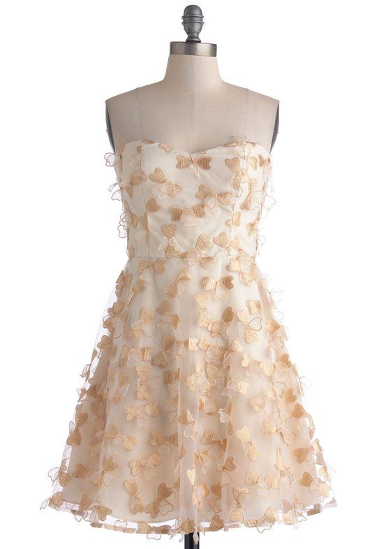 Lucky Charmer Dress