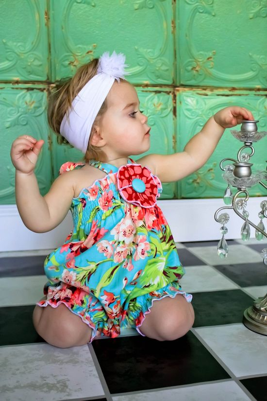 Baby Toddler Romper. Stop with the cuteness!