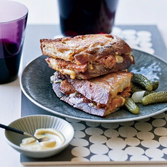 The New American Grilled Cheese // More Grilled Cheese: www.foodandwine.c... #foodandwine