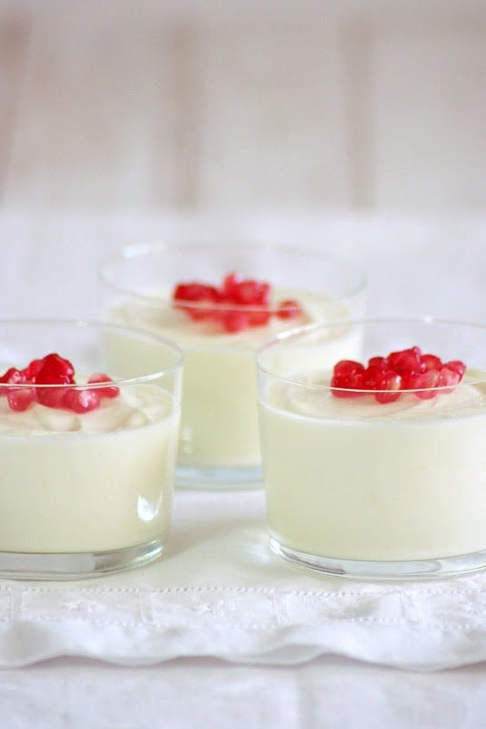 #Yogurt #Mousse #receipes #recetas #food #comida #kitchen #cocina #cooking #dessert #postre