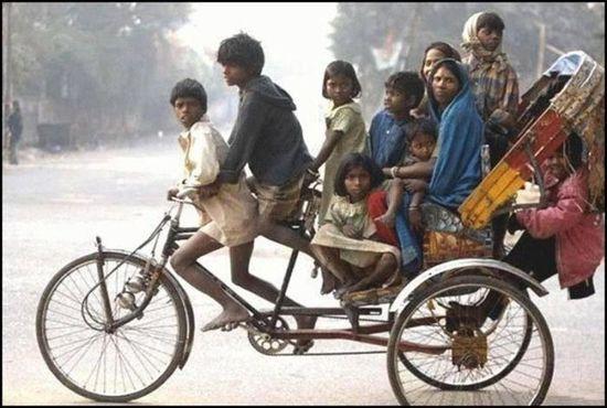 Семейно возило в Индия