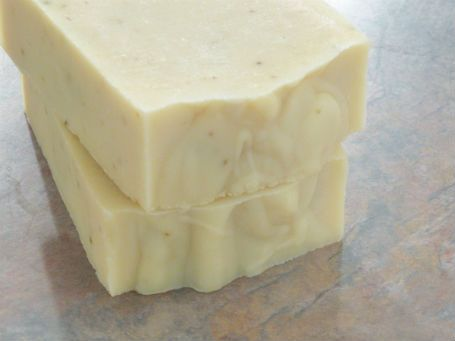 Make your own Peppermint Tea Soap