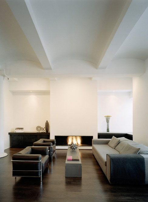MR Architecture modern interiors design