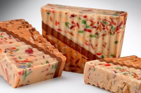 Beautiful handmade soaps