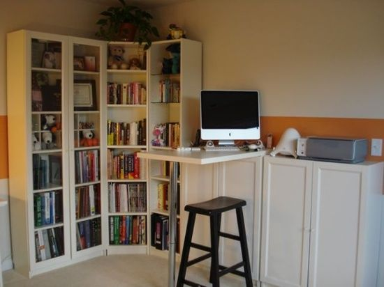 .#Desk Layout