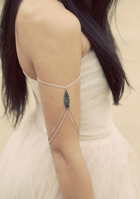 upper arm jewelry