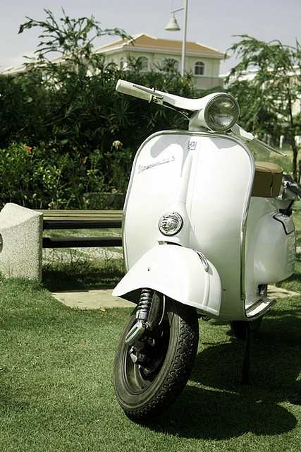 Vespa Mini 50s