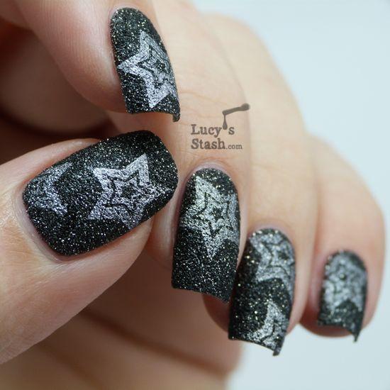 Lucys Stash nail art