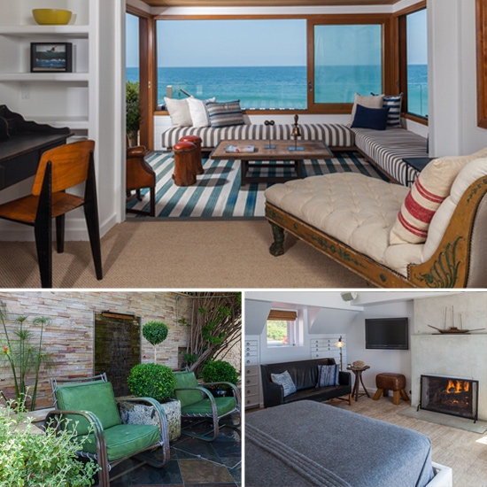 The Year in Celebrity Real Estate (2012):  Glee cocreator Ryan Murphy listed his Malibu home for $ 6.995 million. See the easy decorating ideas you can incorporate into your own pad.   Source: Partner's Trust