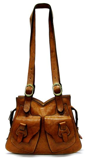 ROMA LONG STRAP SATCHEL