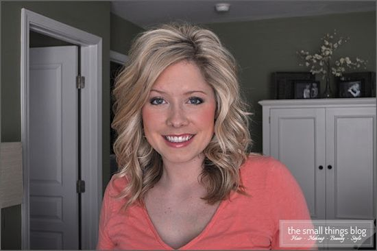 Reviving day two hair! www.thesmallthing...