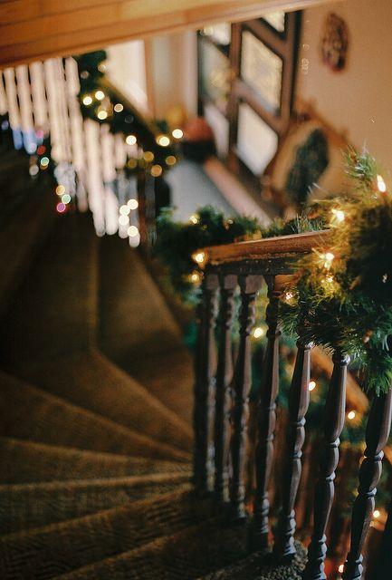 Banister christmas decoration stairs christmas decorations merry christmas merry xmas christmas pictures xmas christmas images christmas ideas christmas decorations happy holidays
