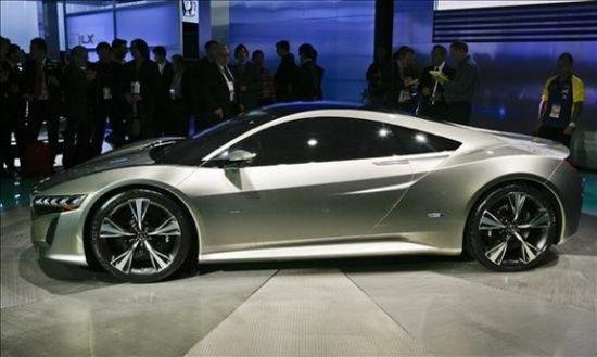 Acura nsx 2013 cars