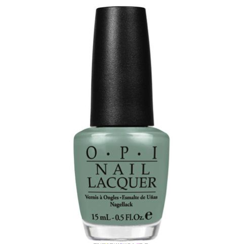 "love love love this color {OPI ""Thanks A Windmillion"" nail polish}"