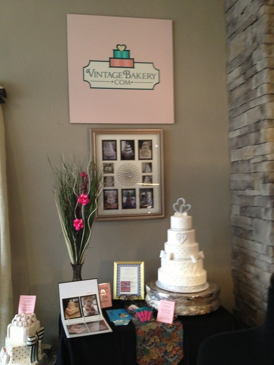 Welcome to our newest vendor Vintage Bakery! #Wedding101Columbia