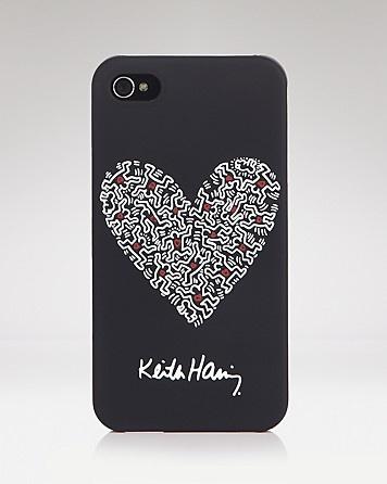 Case Scenario iPhone 4 Case - Keith Haring Heart