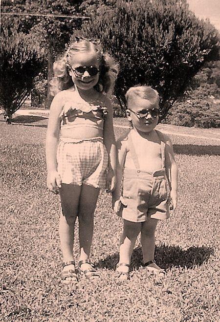 Children // 1940s