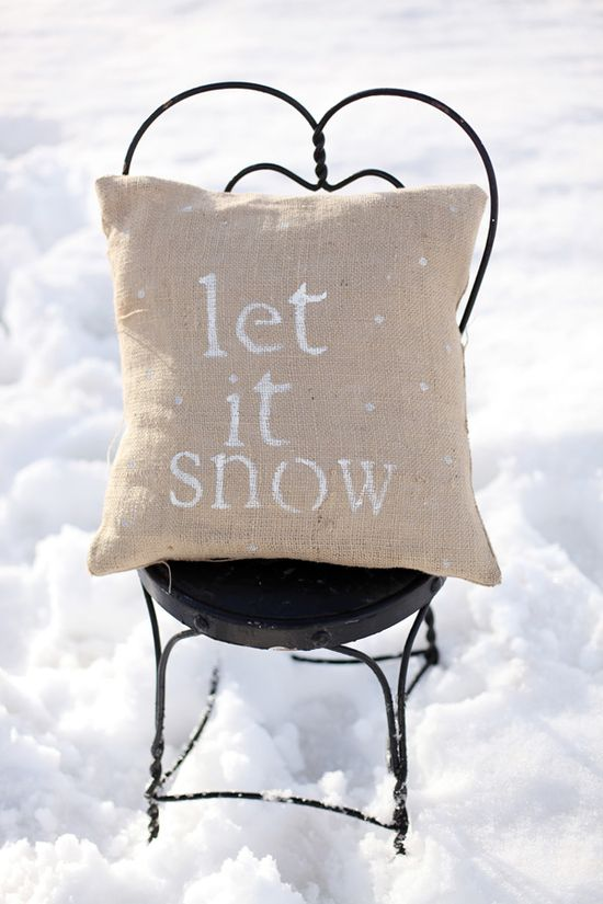let it snow! photo by www.lauramurrayph...