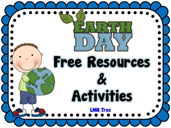 Free Earth Day Resources