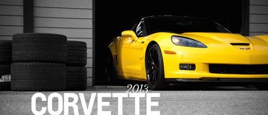 2013 Chevy Corvette