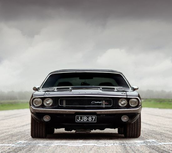 Challenger. My #1 car on my want list. One day : )